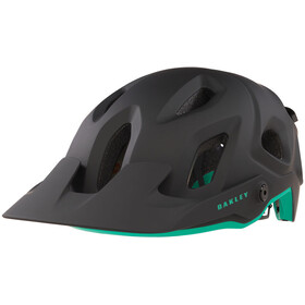 Oakley DRT5 Casco, black/celeste